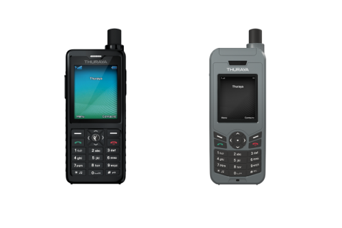 Thuraya phone